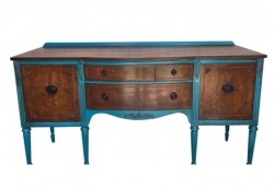 Federal style sideboard