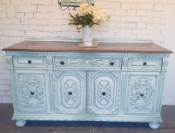 French ornate style sideboard