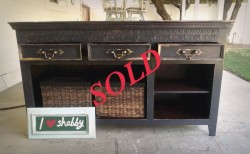 Country charm sideboard /buffet